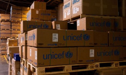 Challenge: How to deliver 420 containers of medical supplies in the DRC?