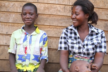 Vulnerable children benefit from protection and psychosocial care in Katana