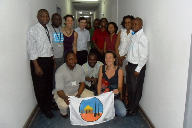 Travel diary in DR Congo – Episode 2 : First day in the office