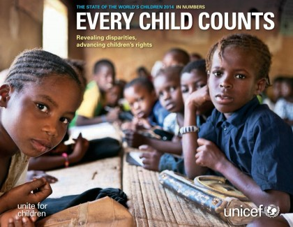 The importance of data in the advancement of children's rights in DRC