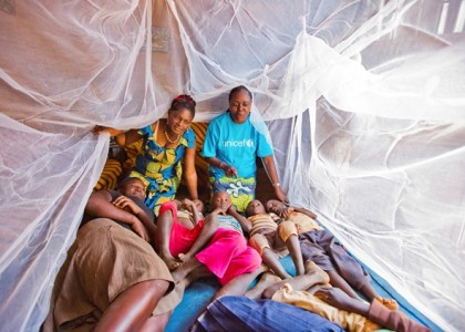 The Fight Against Malaria is Growing in Maniema