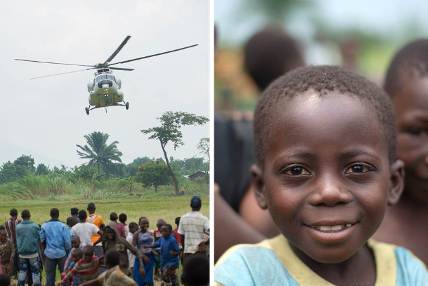 ECHO and UNICEF Renew their Alliance for Emergency Response in the DRC