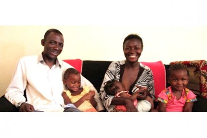 HIV-Positive Couple Had 3 Kids All Free Of Disease. One Of The Main Reasons? Dad's Role