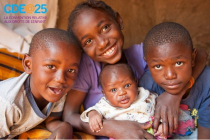 20 November 2014: The DRC celebrates 25 years of children's rights
