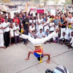 Capoeira-Congo: a real family for DR Congo's disadvantaged children