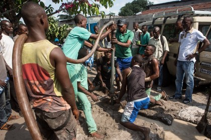 Supporting the professionalization of manual drilling in the Democratic Republic of the Congo: Expert Interview.