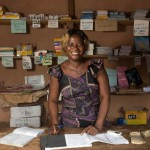 A savings system helps women to become independent