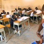 Fighting against cholera in schools