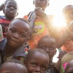 50 million uprooted children worldwide, and in DRC?