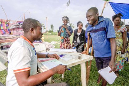 Trade fairs to improve living conditions of displaced persons