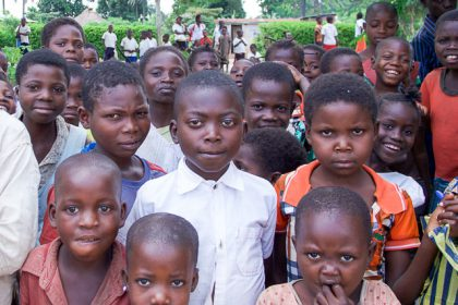 Investing in equity for all children in the DRC