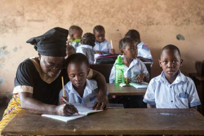 In memory of the teachers and students killed in Butembo