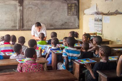 My UN Youth Volunteer experience with UNICEF in the DRC