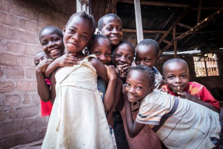 5 key figures about the situation of children in DRC