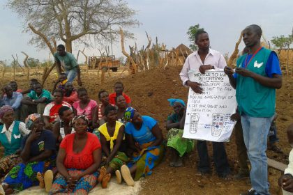 South-South Learning in WASH: developing real time mobile-to-web monitoring coupled with DHIS2 for sustainability