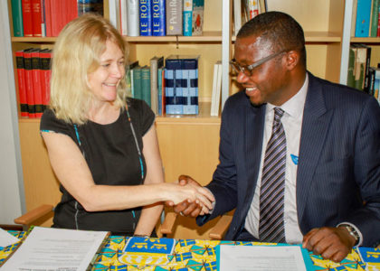 Sweden awards 6 million USD to UNICEF for their health programme in the DRC