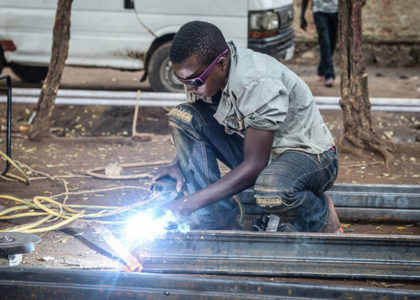 Vocational training, a springboard to a new life