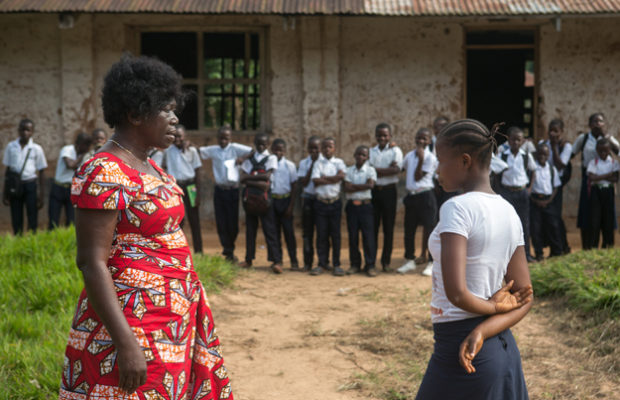 Education in Kwilu against the weight of tradition