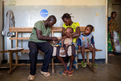 A doctor fights a health and nutrition crisis in Kasaï