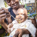 African child day in DRC: priority to chronic malnutrition