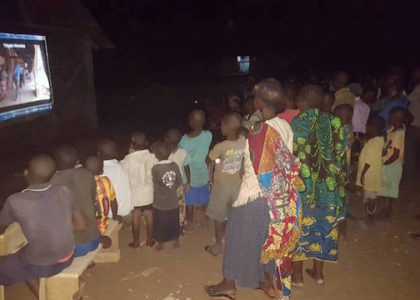 Ebola in Likati: UNICEF counterattacks. We are the fingers of the same hand.
