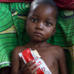 Children, victims of the crisis in Kasai