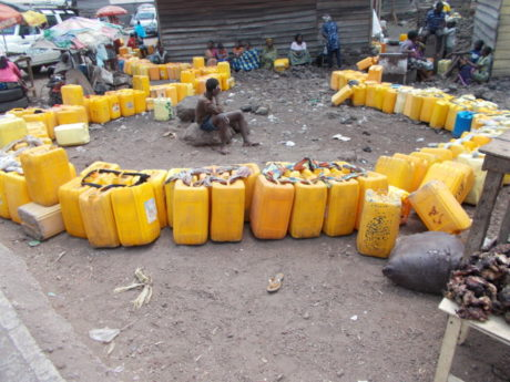 Fighting and preventing cholera in Goma