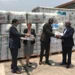 200 tonnes of humanitarian aid to assist the people of the Kasaï region