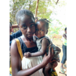 Violence, displacement and malnutrition: Niclette's story