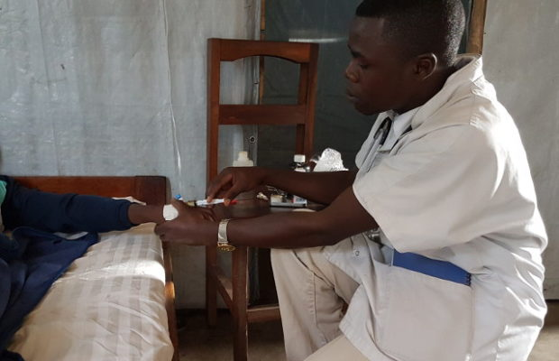 From weapon to stethoscope: Fadhili, former child soldier