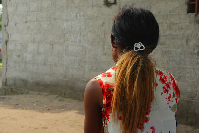 child marriages in Kinshasa