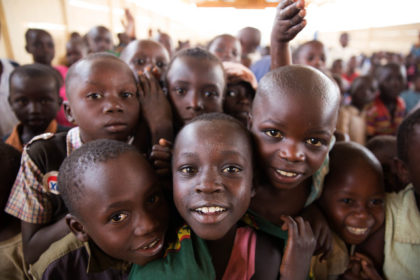 Ituri: thousands of children are living piled up together like rice in a bowl