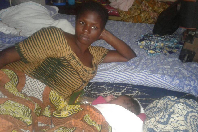 pregnancy and displacement