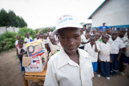 Japan allocates 700,000 USD to UNICEF for the response to the Ebola crisis in the Democratic Republic of Congo