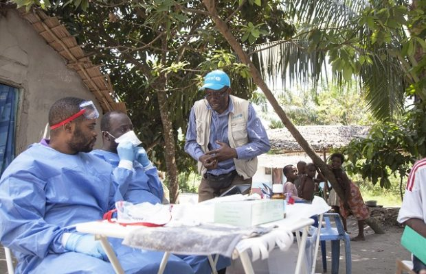 Fighting Ebola in DRC through communication on the vaccination