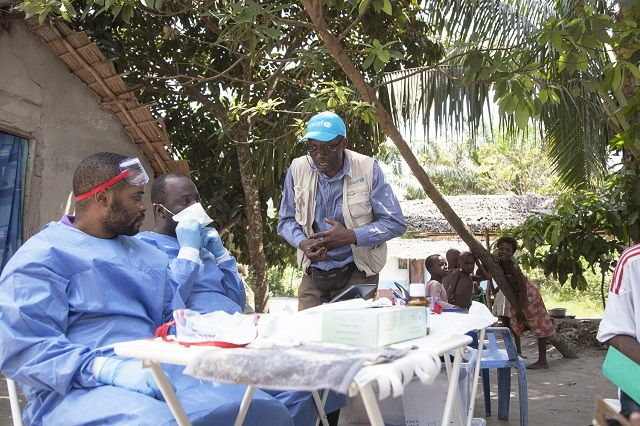 Ebola outbreak in the Equateur Province