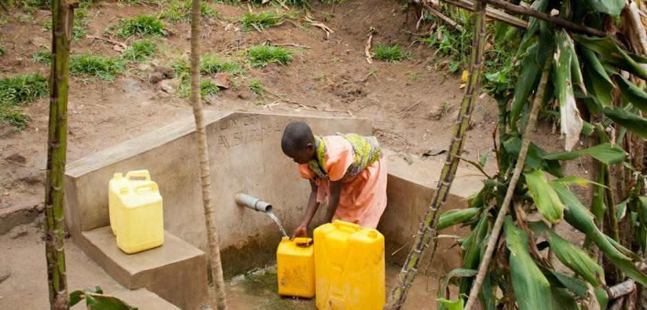 Eau et assainissement – Principales avancées en RDC