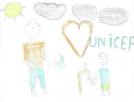 Jonathan – 9 ans – Kinshasa