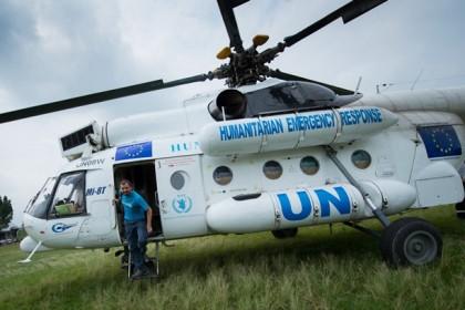 ECHO renouvelle son soutien à la Réponse Rapide aux Mouvements de Population d'UNICEF/OCHA