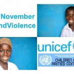We, Youth Reporters, committed to « End violence against children»