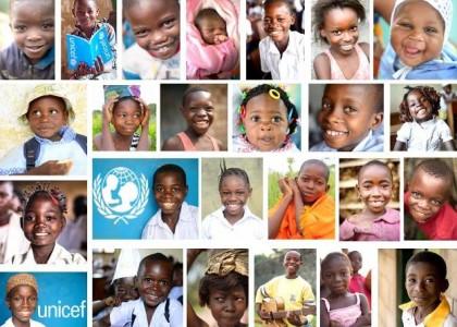 Ensemble en 2014 pour les Enfants de RDC
