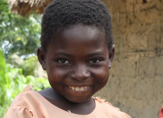 Rencontre avec «Synpho», 6 ans, protégée par son village assaini