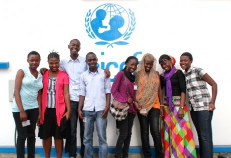 A Facebook group for all the Youth Reporters in DRC!
