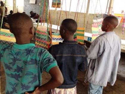 «Des enfants qui apprennent à redevenir enfants»