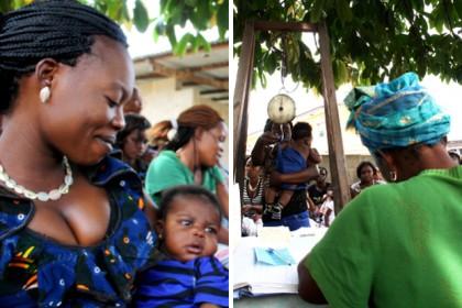 Comment réduire la mortalité de la mère et du jeune enfant en RDC ?
