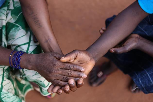 L'appel des enfants reporters du Katanga contre l'utilisation d'enfants soldats