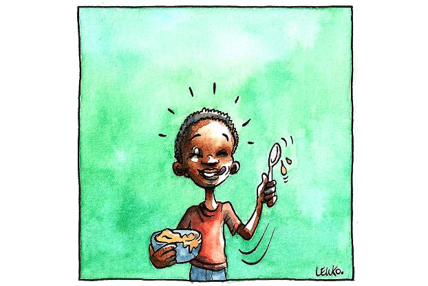 Savoir pour Sauver n°8 : La nutrition et la croissance