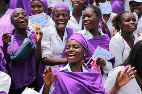 «Nous construirons le Congo de demain» – 14 mars 2014