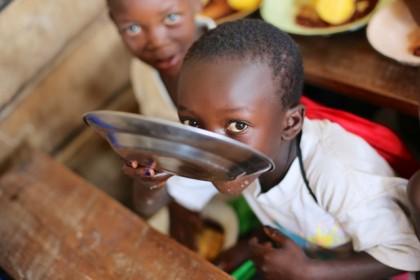La nutrition, un droit de l'enfant, la responsabilité de tous