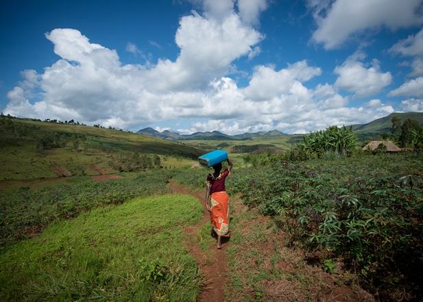 38 millions de congolais n'ont pas accès à l'eau potable